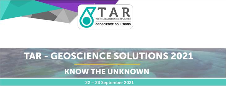 TAR Geoscience Solutions banner trimmed banner